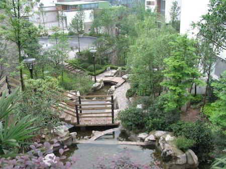 翡翠湖-景观工程篇-案例经典-西宁园林景观设计公司